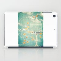cage iPad Cases featuring The Cage by Sybille Sterk