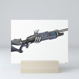 Oryx Shotgun Mini Art Print