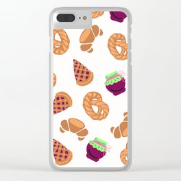 Delicious for tea Clear iPhone Case
