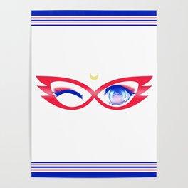 Sailor V Eyes Poster
