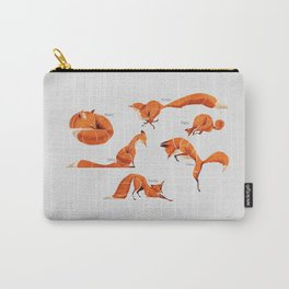 Fox poses Carry-All Pouch