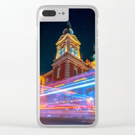long time in the temple Clear iPhone Case