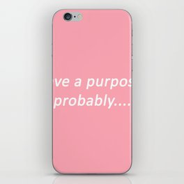 probably: pastel iPhone Skin