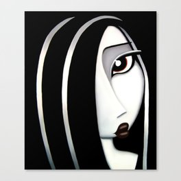 Ayumi Canvas Print
