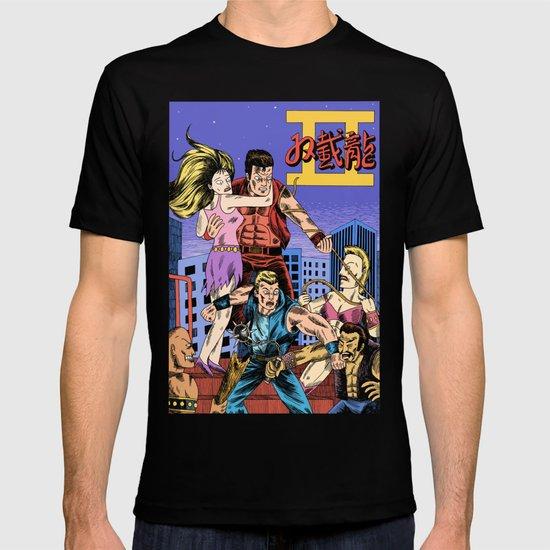 Double Dragon II T-shirt