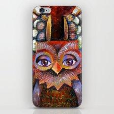Hoot-Hoot iPhone & iPod Skin