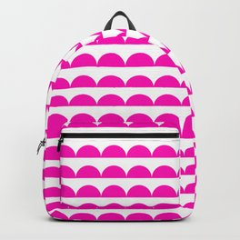BREE ((hot pink)) Backpack