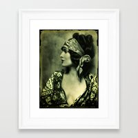 bohemian Framed Art Prints featuring Bohemian by Northern Light Images