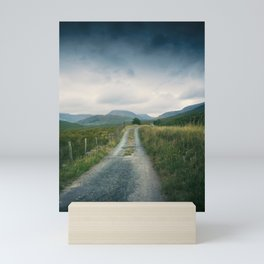 Mountain Panorama 2 Mini Art Print