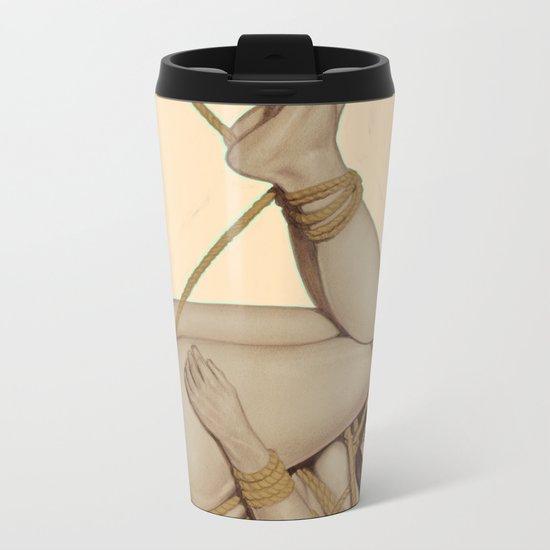 Tightrope Metal Travel Mug