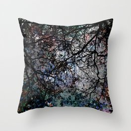 ε Tyl Throw Pillow