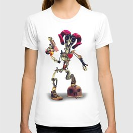 Invader Skull T-shirt