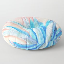 Agave Azul Floor Pillow