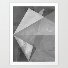 Grigio Art Print