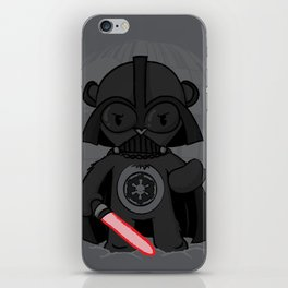 Care Vader iPhone Skin