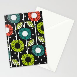 Night bloomers Stationery Cards