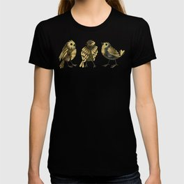 24-Karat Goldfinches T-shirt