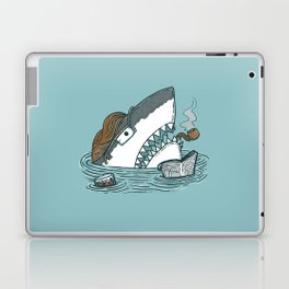 The Dad Shark Laptop & iPad Skin