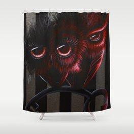 Keyandowls Shower Curtain
