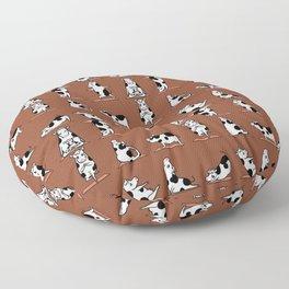 Moo Yoga Floor Pillow