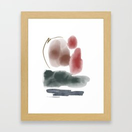 Introversion VIII Framed Art Print