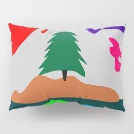 Grayed Limbo Pillow Sham