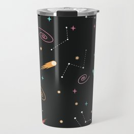 Outer Space Pattern 004 Travel Mug