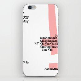 Lucky XIII | Tokyo Ghoul's Juuzou Suzuya Inspired | Powder Ver. iPhone Skin