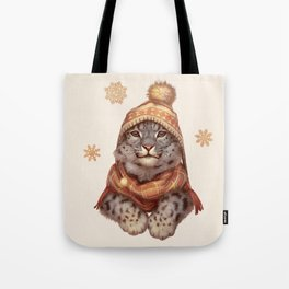 Beanie Weather Tote Bag