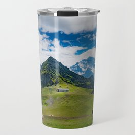 Switzerland Scenic View Travel Mug