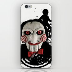 Billy The Puppet: Monster Madness Series iPhone & iPod Skin