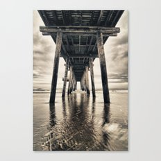 Ocean City Pier Canvas Print