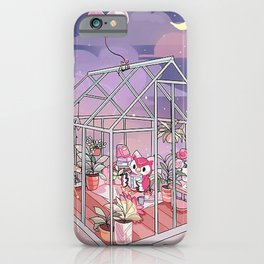 ACNH cute iPhone Case