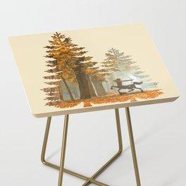 Mystic Hunt Side Table