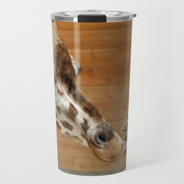 Giraffe 002 Travel Mug