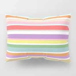 Sun Stripes Pillow Sham