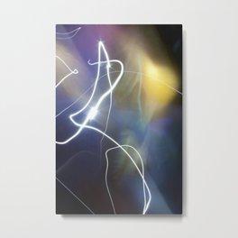 Color and light Dance Metal Print