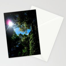 Life in the Tree Tops Stationery Cards