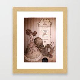 Octomatix Framed Art Print