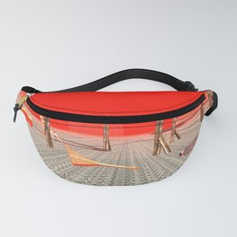 Squared: Russian Modernism Fanny Pack