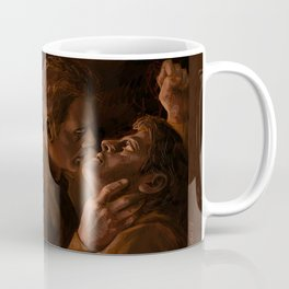 Destiel. Holy Hell Coffee Mug