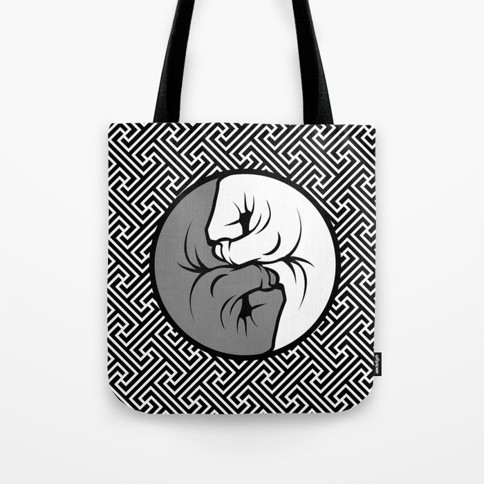 Way of the Fist Tote Bag