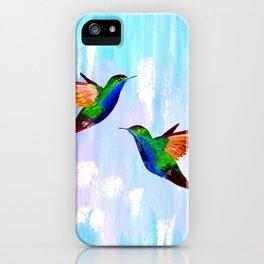 Just Us iPhone Case