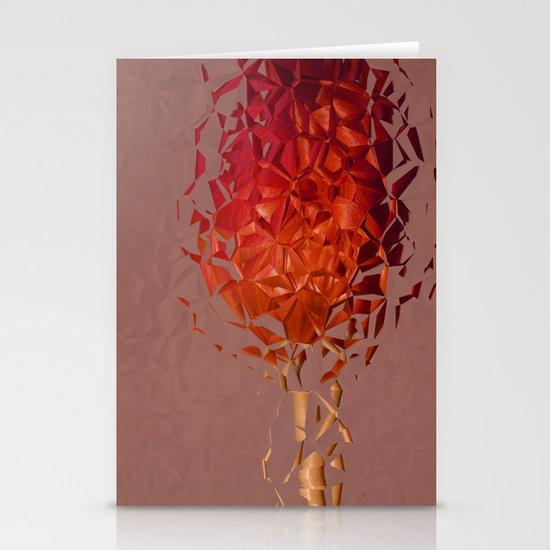 Tulip Shutter Design Stationery Cards