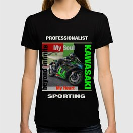 Extreme power Ninja T-shirt