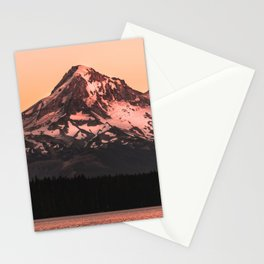 Mt Hood Adventure - 102/365 Nature Photography Stationery Cards