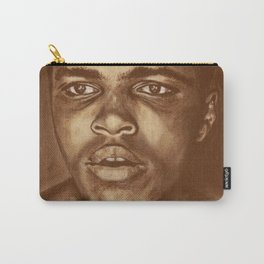 round 1...cassius clay Carry-All Pouch