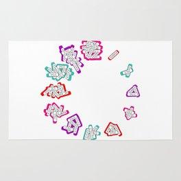 xano'clock Rug