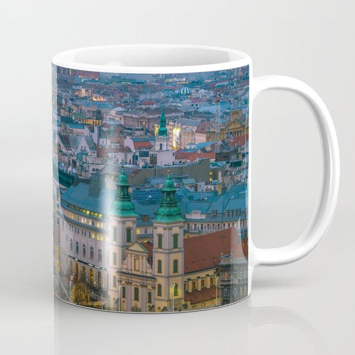 Evening view Coffee Mug