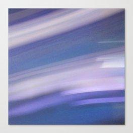 Motion Blur Series: Number Four Canvas Print